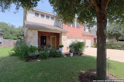 Alamo Ranch Single Family Home New: 11511 Elijah Stapp