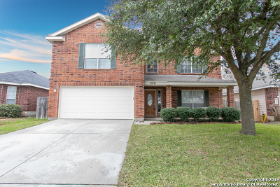 Helotes Single Family Home Active Option: 12031 Shotgun Way