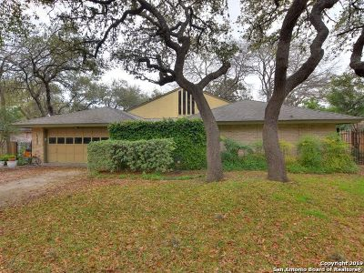 Single Family Home Active Option: 13007 Chateau Forest Ln