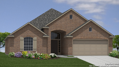 Boerne Single Family Home New: 8222 Peony Landing