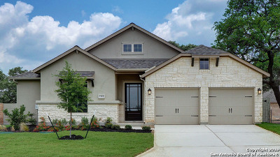 New Braunfels Single Family Home New: 1183 Thicket Lane