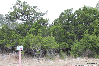 Canyon Lake Residential Lots & Land Active Option: 1335 Whispering Hills Dr