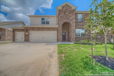 Cibolo Single Family Home For Sale: 328 Cortijo