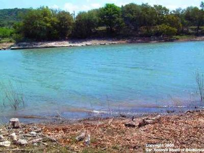 Lakehills Residential Lots & Land For Sale: 409 Harbour Way Circle