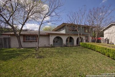 San Antonio Single Family Home Back on Market: 4027 Burning Tree Dr