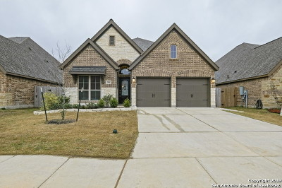 Seguin Single Family Home Active Option: 1941 Field Brook