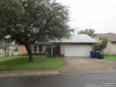 Single Family Home New: 14403 Briarmist St