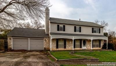 Converse Single Family Home For Sale: 10411 Rock Cove Ln