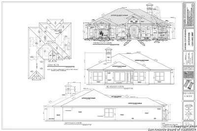 Fair Oaks Ranch Single Family Home Active Option: 30019 Cibolo Path