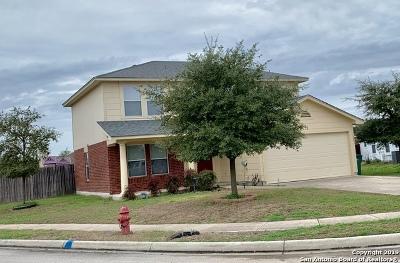 Converse Single Family Home New: 7203 Autumn Acres