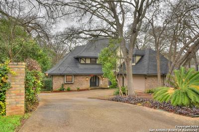 San Antonio Single Family Home New: 7207 Brookside St