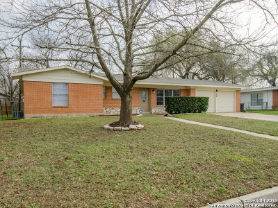 Universal City Single Family Home Back on Market: 189 National Blvd