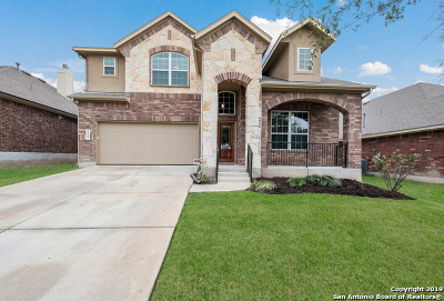 Alamo Ranch Single Family Home Active Option: 5227 Ginger Rise