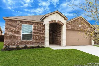 New Braunfels Single Family Home Back on Market: 6332 Juniper View
