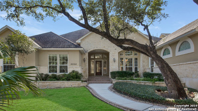 San Antonio Single Family Home New: 22702 Steeple Bluff
