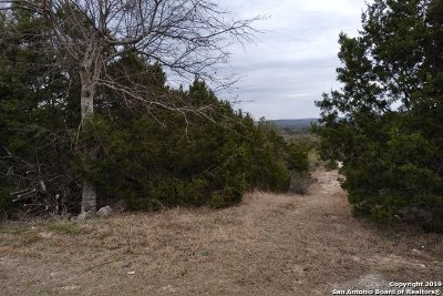 Canyon Lake Residential Lots & Land Back on Market: 1215 Scenic View Dr