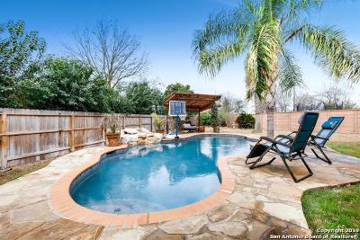 Schertz Single Family Home Active Option: 4325 Willow Oak