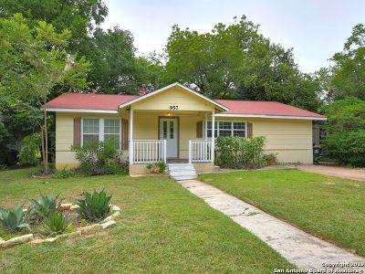 San Marcos Single Family Home For Sale: 957 Sycamore