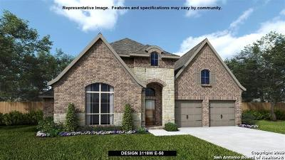 New Braunfels Single Family Home New: 513 Chinkapin Trail