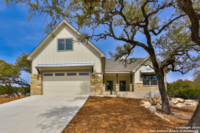Boerne Single Family Home For Sale: 251 Mountain Creek Trail