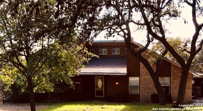 San Antonio Single Family Home Back on Market: 11368 Blazing Sunset St