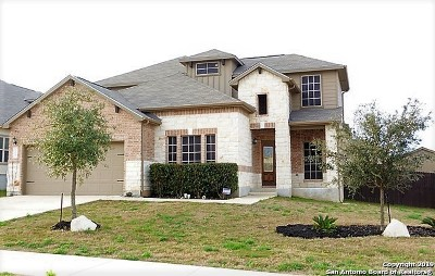 Schertz Single Family Home New: 3129 Half Moon Dr