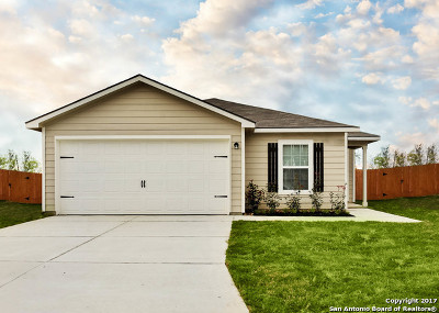Single Family Home New: 2842 Lavender Meadow