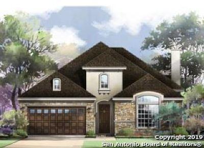 Single Family Home New: 4622 Makayla Cross