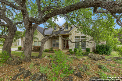 San Antonio Single Family Home Back on Market: 727 Walder Trail