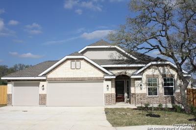 Bulverde Single Family Home For Sale: 1409 Nicholas Park