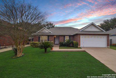 Single Family Home Price Change: 18407 Redriver Dawn