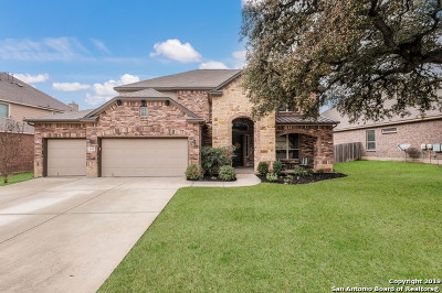 Bexar County, Kendall County Single Family Home New: 26919 Hardy Run
