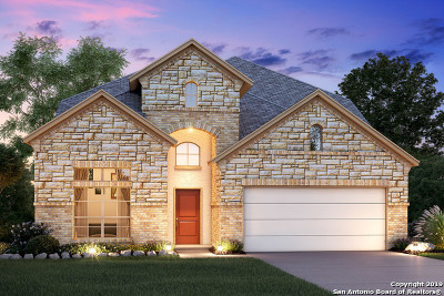 San Antonio Single Family Home Active RFR: 15742 La Subida Trail