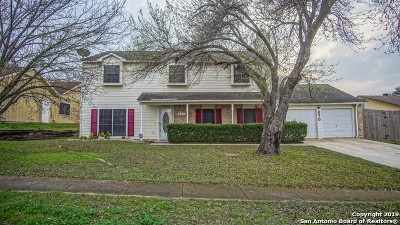 Converse Single Family Home New: 8410 Lone Shadow Trail