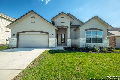 New Braunfels Single Family Home New: 3195 Daisy Meadow
