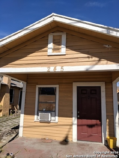 Single Family Home For Sale: 245 W Fest St