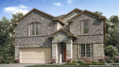 Bexar County Single Family Home New: 7605 Harvest Bay