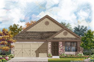 Bulverde Single Family Home New: 3603 Vuitton