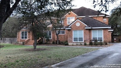 Garden Ridge Single Family Home For Sale: 21450 Forest Waters Circle