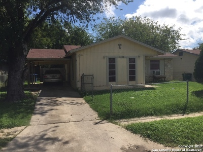 Single Family Home Price Change: 8438 Sweet Maiden St