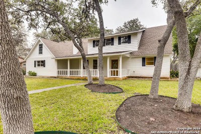 Bexar County Single Family Home New: 118 Canyon Oaks Dr