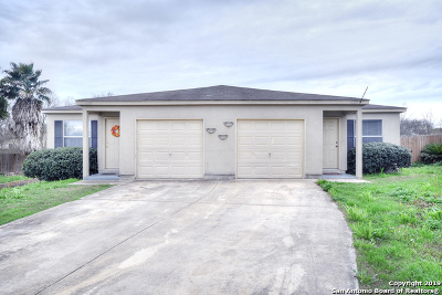 San Antonio Multi Family Home Active Option: 6309/6311 Green Top Dr