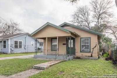 Single Family Home For Sale: 238 E Lambert St