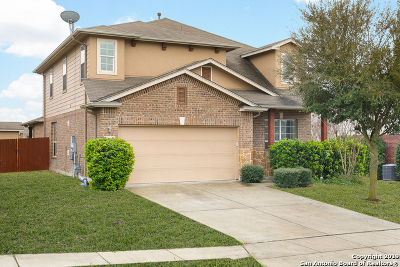 Live Oak Single Family Home New: 13704 Tivoli Gardens