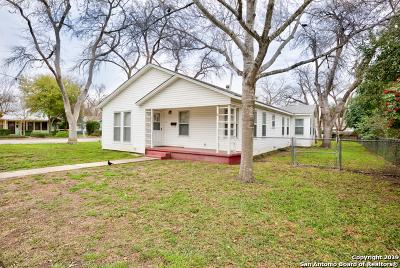 New Braunfels Single Family Home Back on Market: 575 S Santa Clara Ave