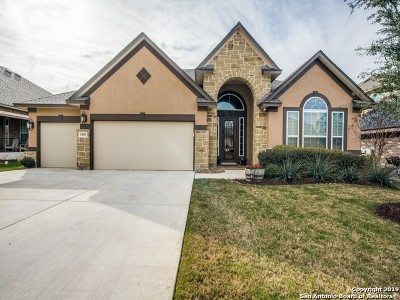 Bexar County Single Family Home New: 5419 Tulip Rose