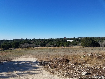 Boerne Residential Lots & Land New: 107 Sunrise Dr