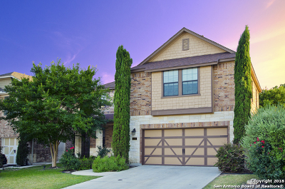 Bexar County, Kendall County Single Family Home New: 145 Lone Star