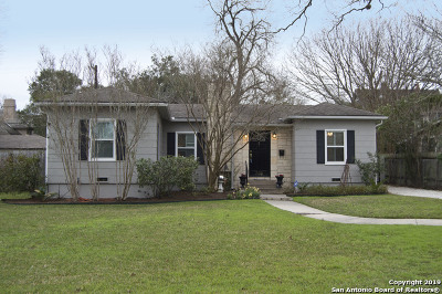 Single Family Home For Sale: 338 Garraty Rd