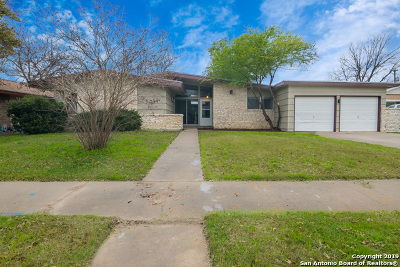 Single Family Home Active Option: 5014 Crusade Dr